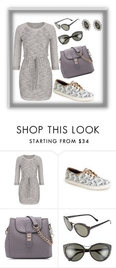 """""""Casual"""" by megeller on Polyvore featuring maurices, Keds, Balenciaga and Miss Selfridge"""