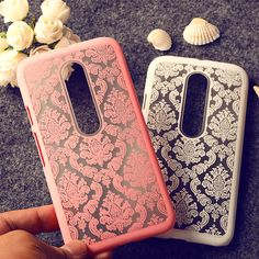 Palace Paper Cut Flower Pattern Henna Floral Retro mobile phone skin case Cover For Motorola G3 G 3rd Gen XT1541phone Hard shell-in Phone Bags & Cases from Phones & Telecommunications on Aliexpress.com | Alibaba Group
