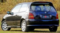 Toyota Starlet Glanza V (EP91) #Toyotaclassiccars