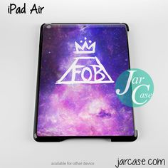 fall out boy galaxy Phone case for iPad 2/3/4, iPad air, iPad mini