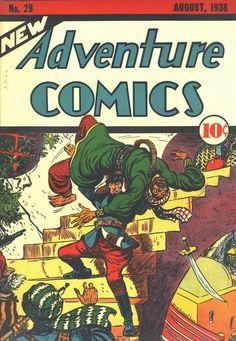 New Adventure Comics #29