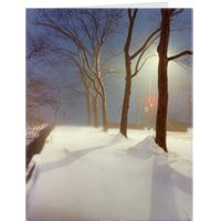 Staller: Sutton Place, New York City Holiday Cards