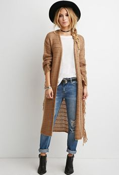 47 Good Selection Fall Outfits with Long Cardigan is part of Clothes Hipster Work - Casual Work Outfits in Simple Style There are a lot of casual work outfits, which you may try, but a […] Boho Outfits, Cute Dress Outfits, Neue Outfits, Outfits With Hats, Cardigan Outfits, Casual Outfits, Fashion Outfits, Womens Fashion, Fashion Trends