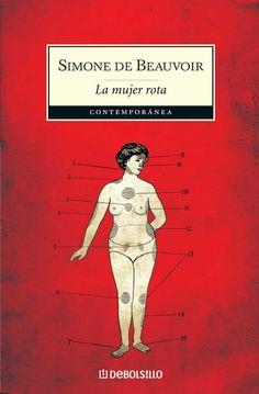 La mujer rota, Simone de Beauvoir (1967) La reivindicación de la mujer como persona y no como extensión del hombre.