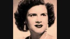 Patsy Cline - Just a Closer Walk With Thee, via YouTube.