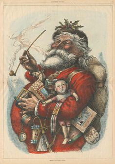 Drunk and dangerous-Christmas as it used to be. The Attic.