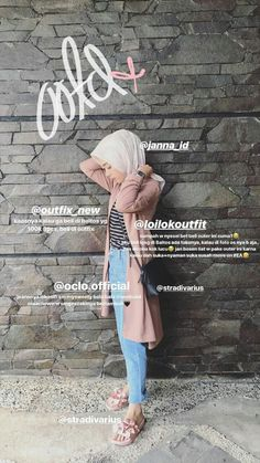 Best Outfit Styles For Women - Fashion Trends Casual Hijab Outfit, Ootd Hijab, Hijab Chic, Casual Fall Outfits, Simple Outfits, Simple Ootd, Modern Hijab Fashion, Hijab Fashion Inspiration, Muslim Fashion