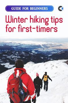 A brief list of recommended winter hiking gear & clothing for beginners. The guide also includes the list of winter outdoor challenges & suggestions how to deal with them, some general winter hiking tips & free gear checklist. If you are just starting to plan your hikes in the sub-zero temperatures, this article is just for you. Despite its nature, this guide will be useful to the people, who want to double-check their gear & clothing as well. #Winter #Hiking #Outdoors #ActiveLife #Checklist Winter Hiking, Winter Travel, Hiking Tips, Hiking Gear, Travel Advice, Travel Tips, Snow Activities, Hiking Photography, Student Travel