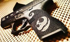 Nightmare Before Christmas Glock