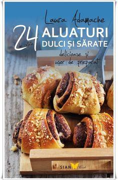 Romanian Food, Romanian Recipes, Hamburger, Sweet Tooth, Food And Drink, Bread, Vegan, Baking, Foods