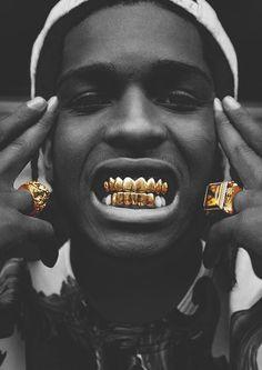 A$AP ROCKY GOLDIE …