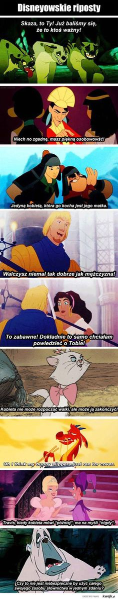 Funny pictures about The best and wittiest Disney comebacks. Oh, and cool pics about The best and wittiest Disney comebacks. Also, The best and wittiest Disney comebacks. Disney Pixar, Disney Fun, Disney And Dreamworks, Disney Magic, Sassy Disney, Disney Stuff, Disney Ideas, Walt Disney, Disney Nerd