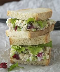 Light Chicken Salad. What my life has been missing.