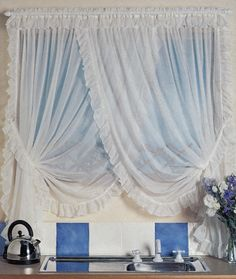 Evie Lined Cream Voile Curtain New House Stuff Pinterest Rails And