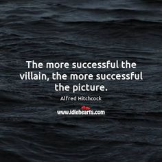 Alfred Hitchcock Quotes, The Villain, Pictures, Photos, Grimm