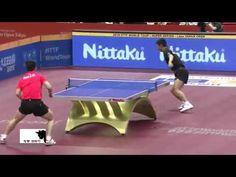 핑퐁코리아 2016 일본오픈탁구 준결승 장지커vs판젠동 Japan Open 2016 SF ZHANG Jike vs FAN Zhen...