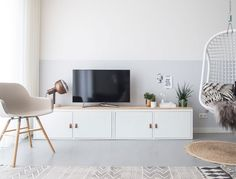 Deco Low Cost: ideas para transformar armario IKEA PS | Deco con Sailo - Blog de decoración, DIY, diseño, un montón de ideas low cost para decorar tu casa