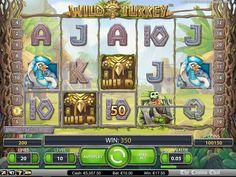 Wild Turkey – NetEnt Video Slots