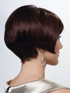 Simple Short Hairstyles for Oval Faces-2