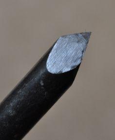 Homemade cutting tools