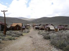 Little Hiccups: Bodie: An Old West Ghost Town