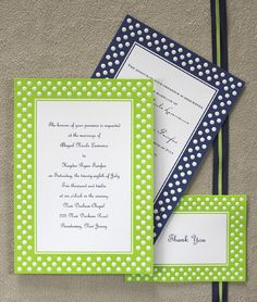 Cute Wedding Invitation Idea.<3