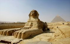 Le mystère du sphinx de Gizeh dans Egypte ancienne