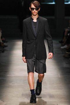 #Mfw #Menswear Ermenegildo Zegna | Spring 2015 Menswear Collection | Style.com