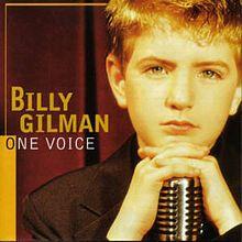 Billy Gilman- One Voice (June 20, 2000)