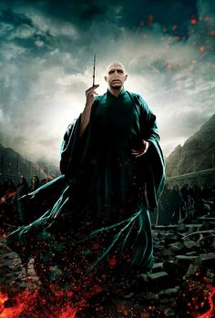 Harry Potter and the Deathly Hallows: Part II Harry Potter Voldemort, Mundo Harry Potter, Harry Potter Tumblr, Lord Voldemort, Harry Potter Pictures, Harry Potter Universal, Harry Potter World, Bellatrix, Smallville