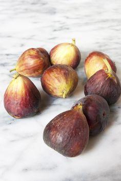 Fig Tarts with Honey and Raw Sugar