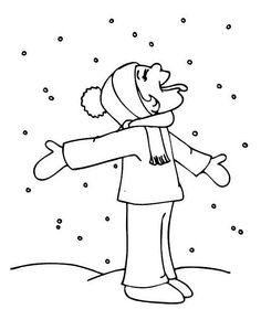 Winter Season Coloring Pages Inspirational Hilarious Kid Tasting Snow Winter Season Coloring Page Dolphin Coloring Pages, Online Coloring Pages, Coloring Pages To Print, Printable Coloring Pages, Adult Coloring Pages, Coloring Pictures For Kids, Free Coloring, Coloring Pages For Kids, Coloring Pages Winter