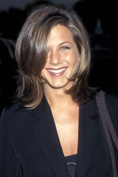 jennifer anniston 90's | Jennifer Aniston Hairstyles - Jennifer Aniston for Living Proof Hair ...
