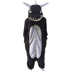 Animal Cosplay Costume Unisex-adult Kigurumi Onesies (€25) ❤ liked on Polyvore featuring costumes, adult animal halloween costumes, cosplay halloween costumes, cosplay costumes, adult halloween costumes and adult animal costumes