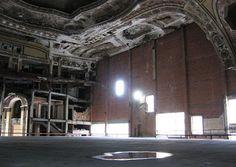 michigan theater parking garage Detroits Michigan Theater: The Most Beautiful Parking Garage on Earth