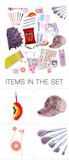 """""""What's in my bag? Star Butterfly"""" by area2002 on Polyvore featuring art"""