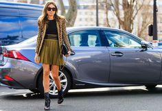 Streetlooks Fashion Week de Paris #1