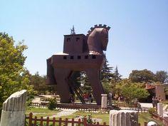 Troy War Horse
