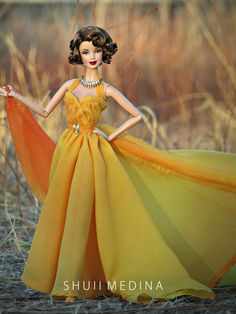 12.34.4/ https://flic.kr/p/23x9Gmo   Wildest Dreams  dollphotography #barbiefashion #beautydoll #barbiecollector #dollsofinstagram #hollywoodglamour #shiffon #dollphotogallery #barbiestyle