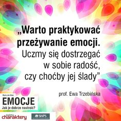 #emocje #psychologia Personal Development, Cool Pictures, Mindfulness, Thoughts, Words, Quotes, Qoutes, Career, Quotations