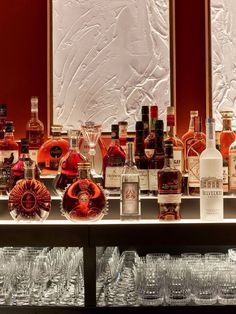 The Bar at The Baccarat Hotel New York