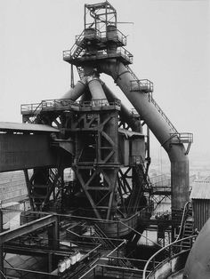 Picture by Bernd and Hilla Becher