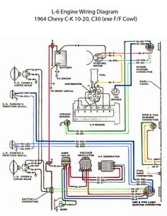 1971 Chevy Voltage Regulator Wiring | schematic and wiring diagram Chevy C10, 1963 Chevy Truck, Chevy Trucks, Chevy Impala, Trailer Light Wiring, Trailer Wiring Diagram, Electrical Circuit Diagram, Chevrolet Spark, Motorcycle Wiring