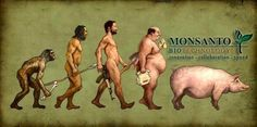 10 Satirical Illustrations About Evolution That Would Confuse The F*ck Out of Charles Darwin - Art-Sheep