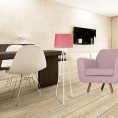 Stil Retro, Eames, Chair, Interior, Furniture, Design, Home Decor, Decoration Home, Indoor
