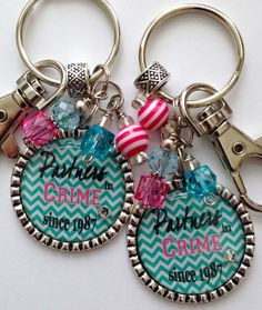"Items similar to Best Friend gift, BFF Personalized Color quote ""Partners in Crime"" sister mom nana daughter niece best friend bff christmas gift stocking on Etsy Bff Gifts, Best Friend Gifts, Cute Gifts, Gifts For Friends, My Best Friend, Best Friend Birthday, Birthday Gifts, Teal And Pink, Pink Color"