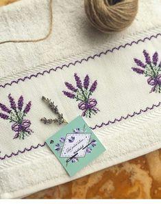 Diy And Crafts, Cross Stitch, Cross Stitch Art, Bath Linens, Butterflies, Craft, Chop Saw, Dots, Honeycomb