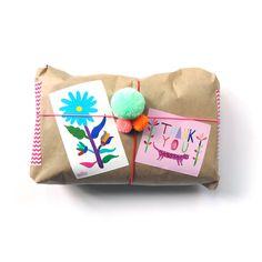 Super cute, super durable sticker pack by Madeleine Stamer.