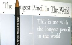 Pencil Museum, Keswick. Britain's most boring days out