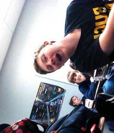 My three moods in school.